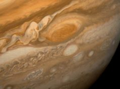 Jupiter red spot with video link