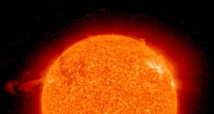 solar activity did not trigger climate change