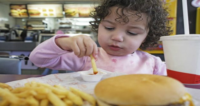 Kids targeted by Fast Food Chains with Free Toys and Special Menus