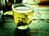 green tea, antioxidants