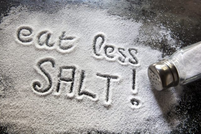 Genes decide how much salt you use