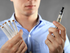 Teens are increasingly choosing e-cigarettes over smoking.